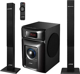 Xtreme Eiffel-6 2.1 Bluetooth Subwoofer+Standing Sound Bar Speakers