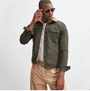 Trendyol Pocket Detail Jacket Khaki for Men