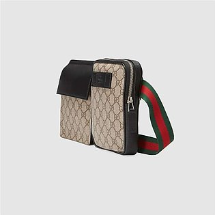 Gucci Beige Supreme Belt Bag