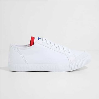 Le Coq Sportif Nationale Sport Low Top Sneakers Optical White For Men