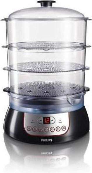 Philips HD9140/91 Pure Essentials Collection Food Streamer With Official Warran…