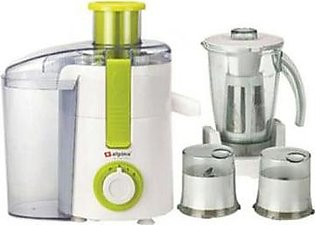 Alpina Sf-3001 5 In 1 Juicer Blender With Official Warranty