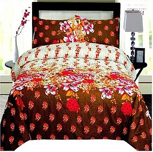 Royal Tex RT 45 Stitched Bedsheet Double Bed