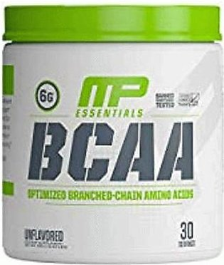 MP Essentials BCAA Powder For Post-Workout (30 Servings)