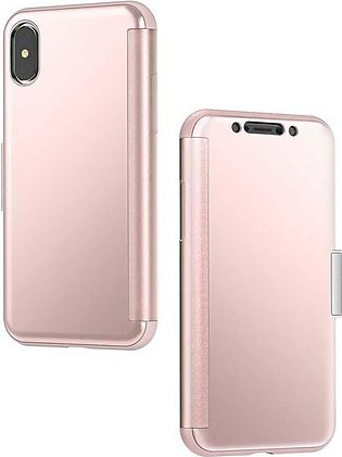 Moshi 99MO102301 StealthCover iPhone X Pink