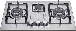 DanCare 263 3-Burners Hob with Official Warranty