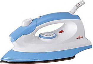 Westpoint WF631A Dry Iron Blue & White With Official Warranty