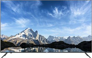 Haier LE65K6600UG 65 Inch Android 9.0 Smart Full Glass TV With Official Warranty