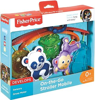 Fisher-Price On-the-Go - Mobile Stroller
