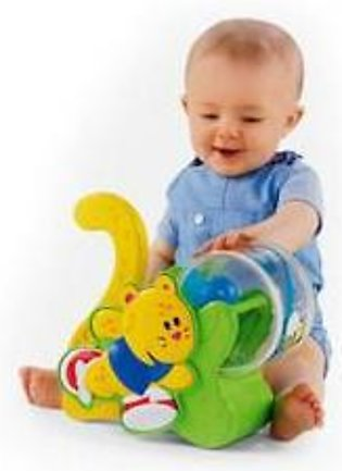 Fisher-Price Baby Gymtastics Bat & Push Cheetah