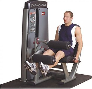 Body Solid Pro Dual Leg Extension & Leg Curl Machine- DLEC-SF