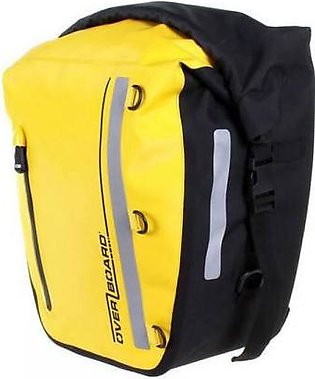 OverBoard Classic WaterProof Pannier-17 Litres-Yellow