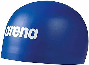 Arena 3D Ultra Swimming Cap-Blue