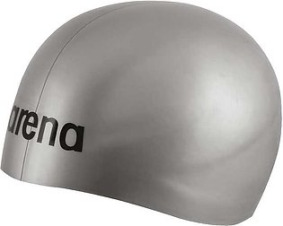 Arena 3D Ultra Swimming Cap-Silver