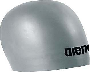 Arena 3D Race Swimming Cap-Silver
