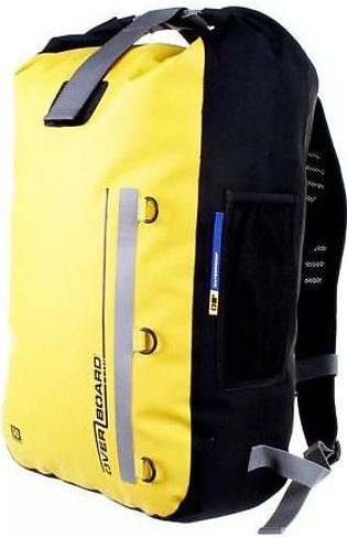 OverBoard Classic Waterproof Backpack 30 Litres-Yellow