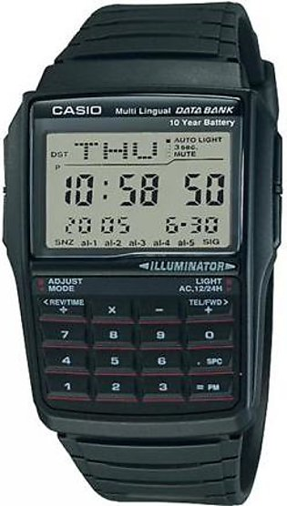 Casio DBC-32-1ADF Digital Watch + Calculator