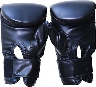 US Artificial Leather Bag Punching Gloves - Medium