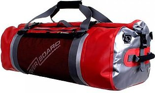 OverBoard Pro Sports Waterproof Duffel Bag 60 Litres-Red