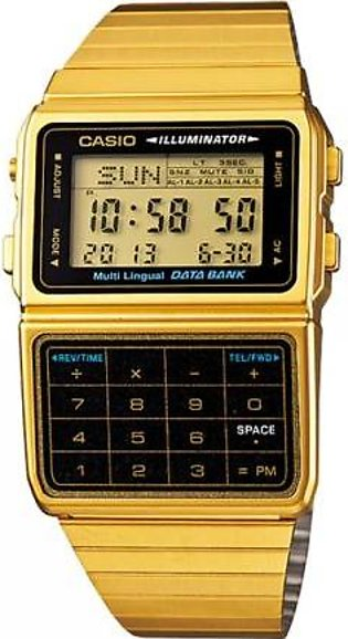 Casio DBC-611G-1DF Digital Watch + Calculator