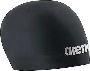 Arena 3D Race Swimming Cap-Black