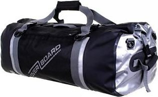 OverBoard Pro Sports Waterproof Duffel Bag 60 Litres-Black