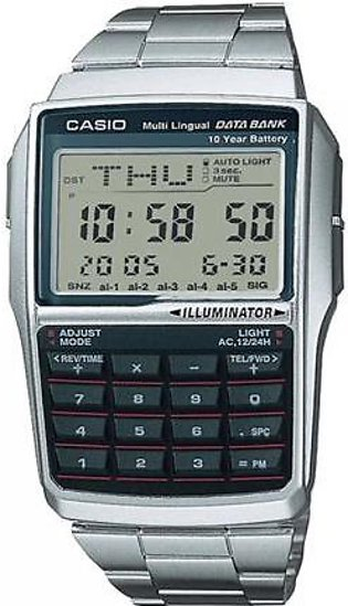 Casio DBC-32D-1ADF Digital Watch + Calculator