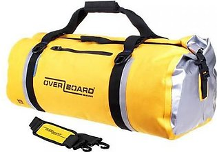 OverBoard Classic Waterproof Duffle Bag 60 Litres-Yellow