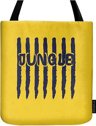 JUNGLE TOTE BAG