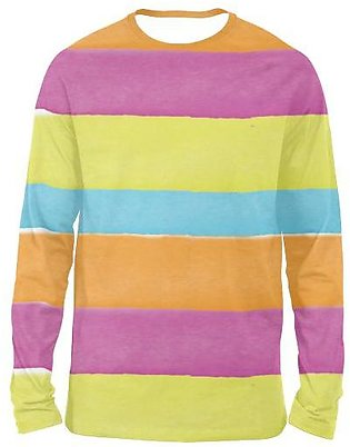 COLORS FULL SLEEVES T-SHIRTS