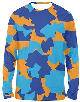 CAMOUFLAGE FULL SLEEVES T-SHIRTS