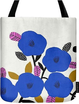 Blooming Blossoms TOTE BAG