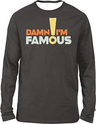 Famous FULL SLEEVES T-SHIRTS