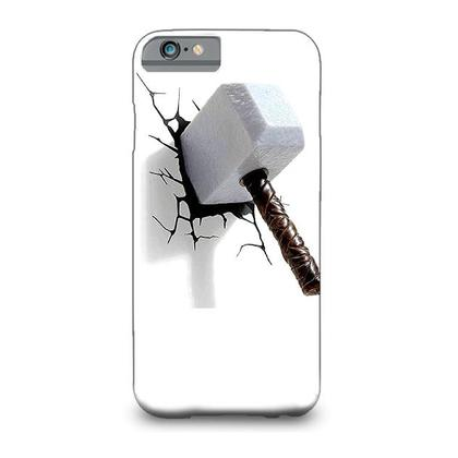 Thor Hammer Crack TShirts Design Art MOBILE COVER