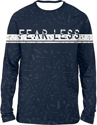 Fearless FULL SLEEVES T-SHIRTS