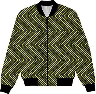 Abstract Design UNISEX JACKET