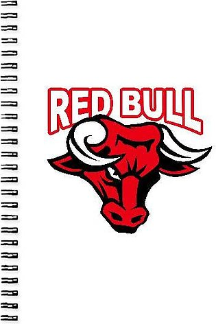 Red Bull NOTEBOOK