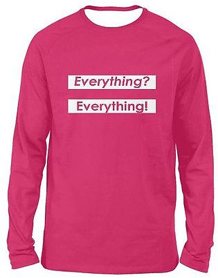 Everything FULL SLEEVES T-SHIRTS