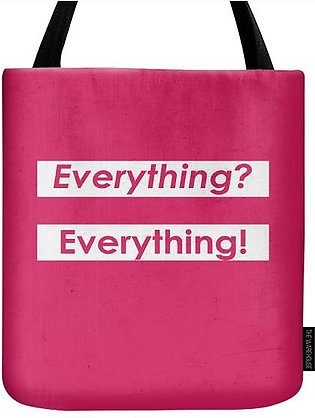 Everything TOTE BAG