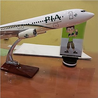 Diecast 1:160 Scale Airplane - PIA Boeing 777