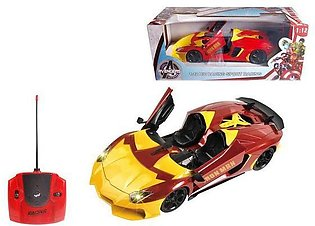 Avengers Iron Man Remote Control Car