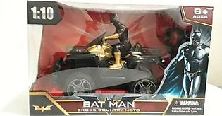 Batman RC Cross Country ATV