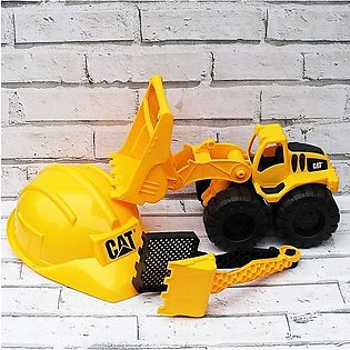 CAT-Construction Crew Sand | Wheel Loader