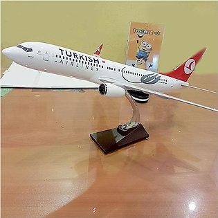 Diecast 1:160 Scale Airplane - Turkish Airlines Boeing 777