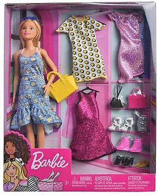 Barbie Doll & Fashions Accessories