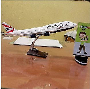 Diecast 1:160 Scale Airplane -  British Airways Airbus 380