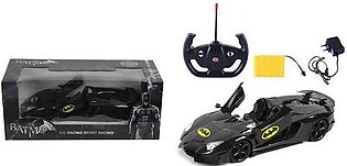 Batman Theme Remote Control Car