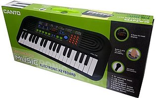 Canto Electronic Keyboard For Kids