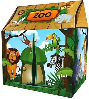 Children Zoo Tent House