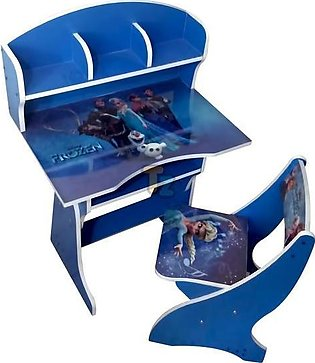 Disney Frozen Study Table with Chair